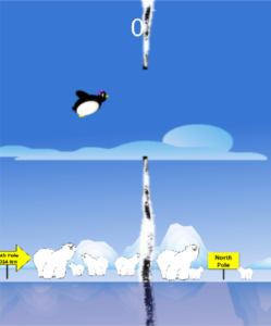 Flappy Penguin Game