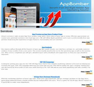 appbomber
